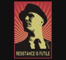 Resistance is Futile - Fringe Observer  by gyenayme