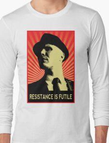 Resistance is Futile - Fringe Observer  Long Sleeve T-Shirt