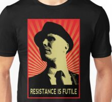 Resistance is Futile - Fringe Observer  Unisex T-Shirt