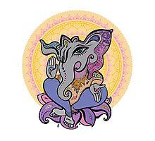 Ganesha.  Photographic Print