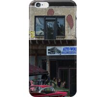 Auto World iPhone Case/Skin