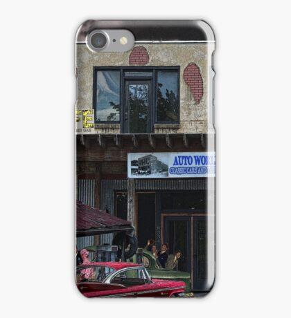 Auto World iPhone Case/Skin