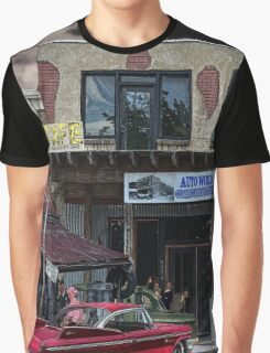 Auto World Graphic T-Shirt