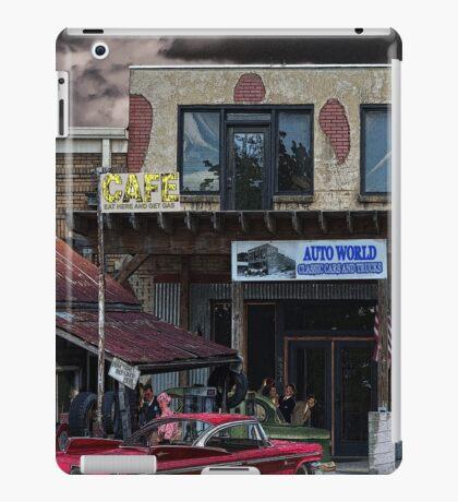 Auto World iPad Case/Skin