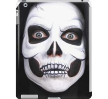 Ghost in Halloween - Halloween gift - Awesome in Halloween day iPad Case/Skin
