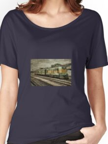 Santa Clara Station  Women's Relaxed Fit T-Shirt