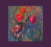 Roses #DeepDreamed Unisex T-Shirt