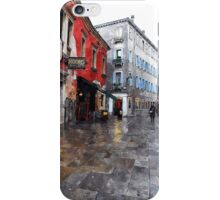 Venice Street iPhone Case/Skin