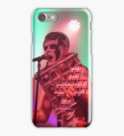 Dee Minor and the discords live on stage iPhone Case/Skin