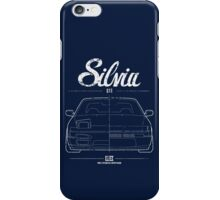 Silvia S13 iPhone Case/Skin
