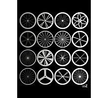 Wheels land corporation Photographic Print
