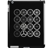 Wheels land corporation iPad Case/Skin