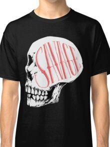 Savage Skull Classic T-Shirt