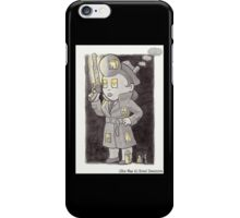 (She Was A) Hotel Detective iPhone Case/Skin