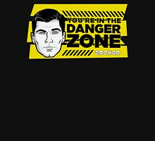 Sterling Archer You're in the Danger Zone Unisex T-Shirt