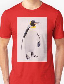 Watercolor penguin Unisex T-Shirt