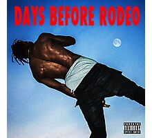 Days before rodeo Photographic Print
