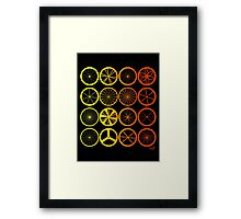 Wheels land corporation ov Framed Print