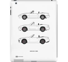 Mazda MX-5 iPad Case/Skin