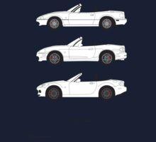 Mazda MX-5 One Piece - Long Sleeve