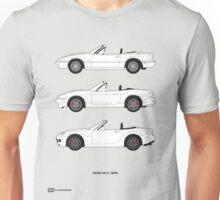 Mazda MX-5 Unisex T-Shirt