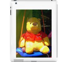 Swing me iPad Case/Skin