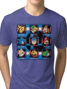 Mega-Smash Tri-blend T-Shirt