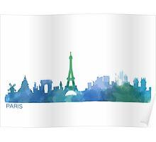 Paris-scape Poster