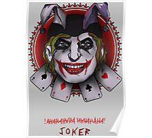 !AHAHAHAHAH! Joker! Poster