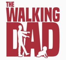 The Walking Dad 2 One Piece - Short Sleeve