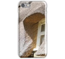 Norfolk thatched roof iPhone Case/Skin