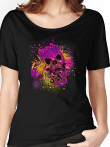 Suicidal Skull Women's Relaxed Fit T-Shirt