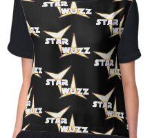 Star Wuzz Chiffon Top