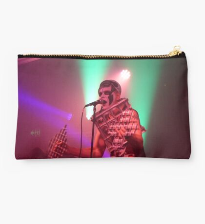 Dee Minor and the discords live on stage Studio Pouch
