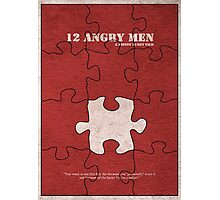 12 Angry Men Photographic Print