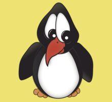 Pedro the Penguin One Piece - Short Sleeve