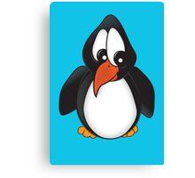 Pedro the Penguin Canvas Print