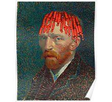 Lil Yatchy Van Gogh Poster