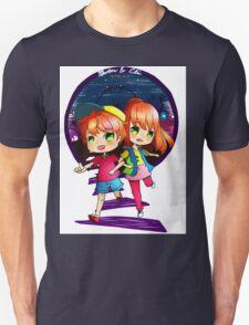 Eli and Gwen Unisex T-Shirt