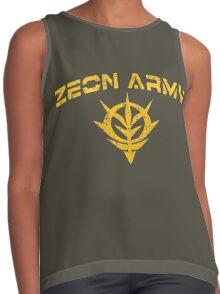 Gundam - Zeon army Contrast Tank