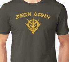Gundam - Zeon army Unisex T-Shirt
