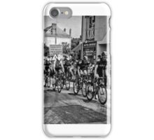 Le Tour De France Train  iPhone Case/Skin