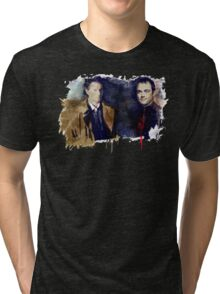 Cas & Crowley Tri-blend T-Shirt