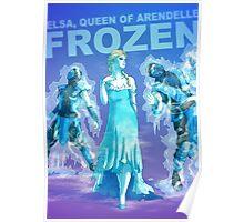 Frozen BADASS Poster