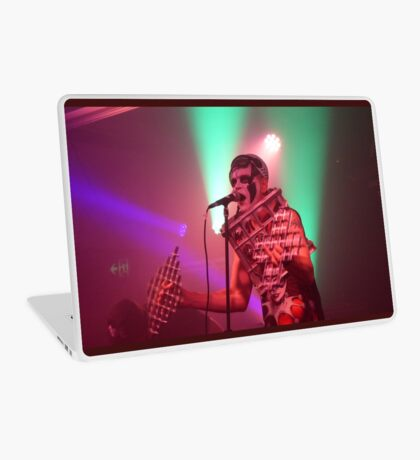 Dee Minor and the discords live on stage Laptop Skin