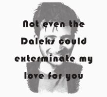 Time Lord Pick-Up Lines #1 by Alex Carvalho