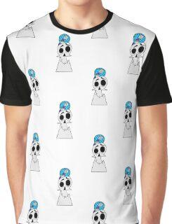 Track Bike Nerd: Grim Edition Graphic T-Shirt