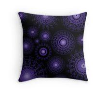 Spirograph Throw Pillow