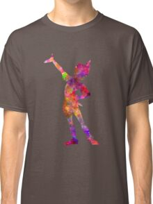 Peter Pan in watercolor Classic T-Shirt
