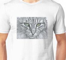 Green eyes Unisex T-Shirt